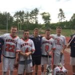 walpole high school lacrosse